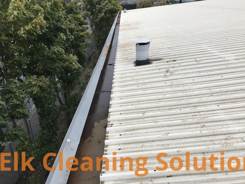Gutter Cleaning In Nottingham Elk Cleaning Solutions